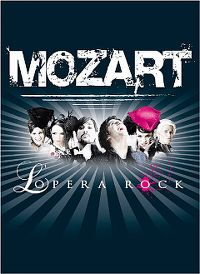 Cover Musical - Mozart L'Opéra Rock [DVD]